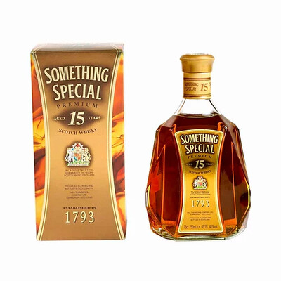 WHISKY SOMETHING 15 A