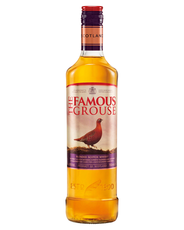 WHISKY THE FAMOUS GROUSE 700 ML