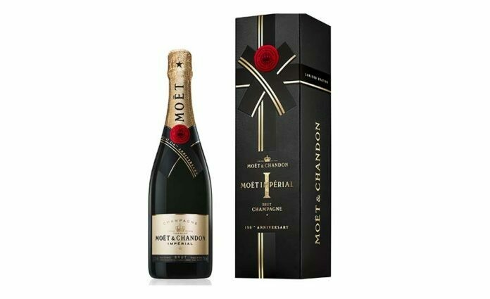 CHAMPAGNE MOET.CHAND.EXT.BOTELLA