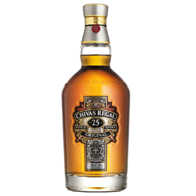 WHISKY CHIVAS 25 AÑOS 700 ML