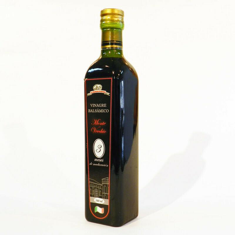 VINAGRE BALSAMICO MONTE VECCIO 500 ML