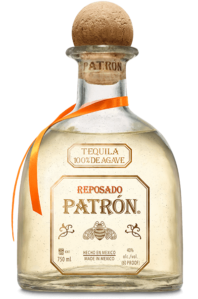 TEQUILA PATRON REPOSADO 750 ML