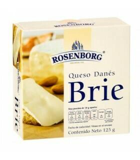 QUESO ROSENBORG BRIE.125 GR