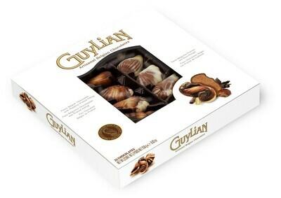 CHOCOLATES BELGAS GUYLIAN CONCHAS X 250 GR