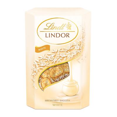 CHOCOLATE  LINDOR BLANCA200 GR