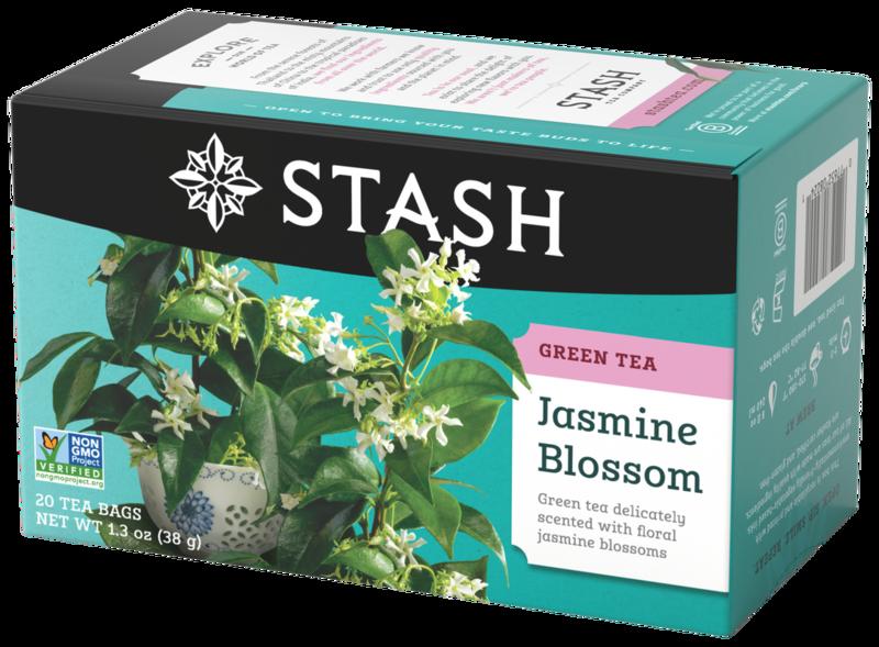 STASH TEA VERDE  JASMINE X 20 SOBRES