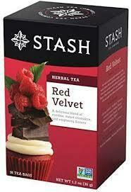 STASH INFUSION RED VELVET X 18 SOBRES