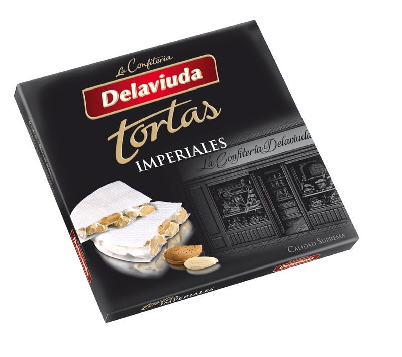 TORTA IMPERIAL DE LA VIUDA  ESTUCHE  X 200 GR