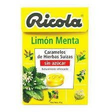 DULCES RICOLA LIMON 45 GR