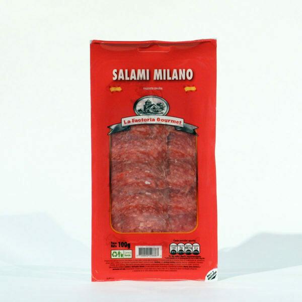 SALAMI MILANO CHANTONNER 100 GR