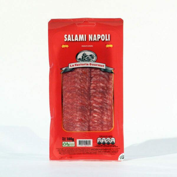 SALAMI NAPOLI CHANTONNER 100 GR