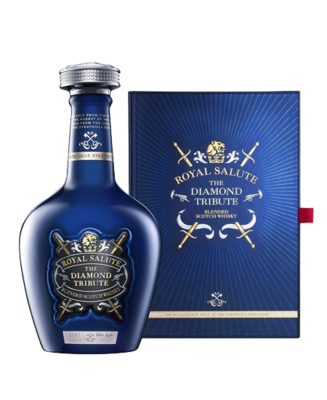 WHISKY CHIVAS ROYAL SALUTE DIAMOND 700 ML