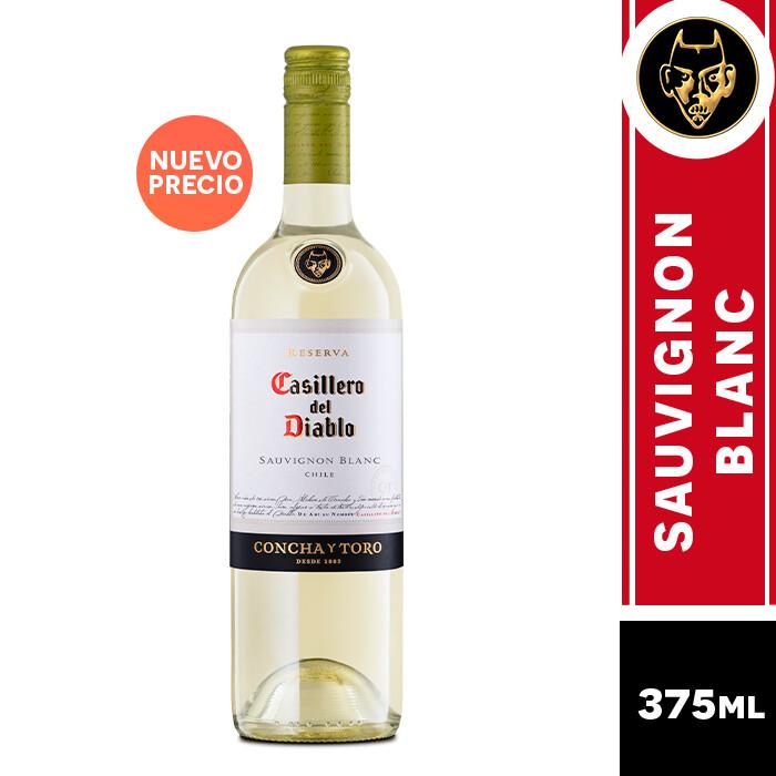 VINO CASILLERO DEL DIABLO SAUVIGNON BLANC 750 ML