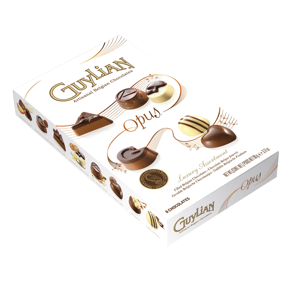 CHOCOLATE BELGA OPUS GUYILAN 90GR