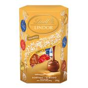 CHOCOLATE LINDOR CORNET DORADO X 200GR