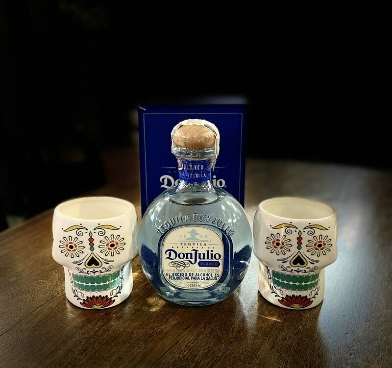 TEQUILA DON JULIO BLANCO 750 ML