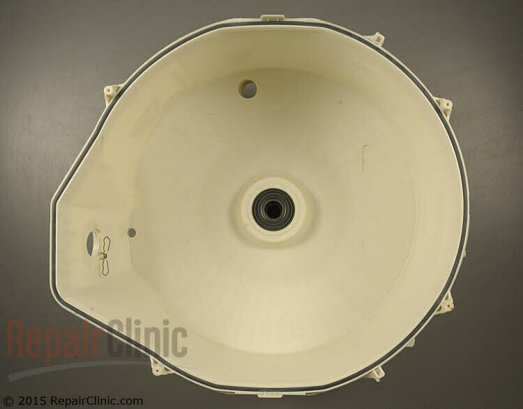 Part# W10772619 - TUB-OUTER