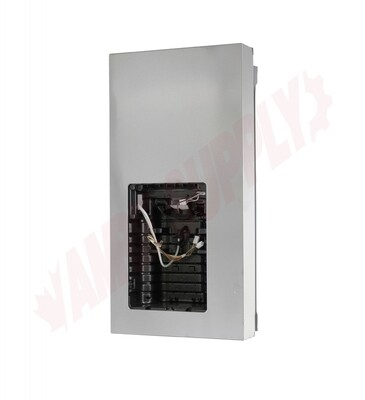 Part# W10815693 - Refrigerator Door Assembly, Stainless