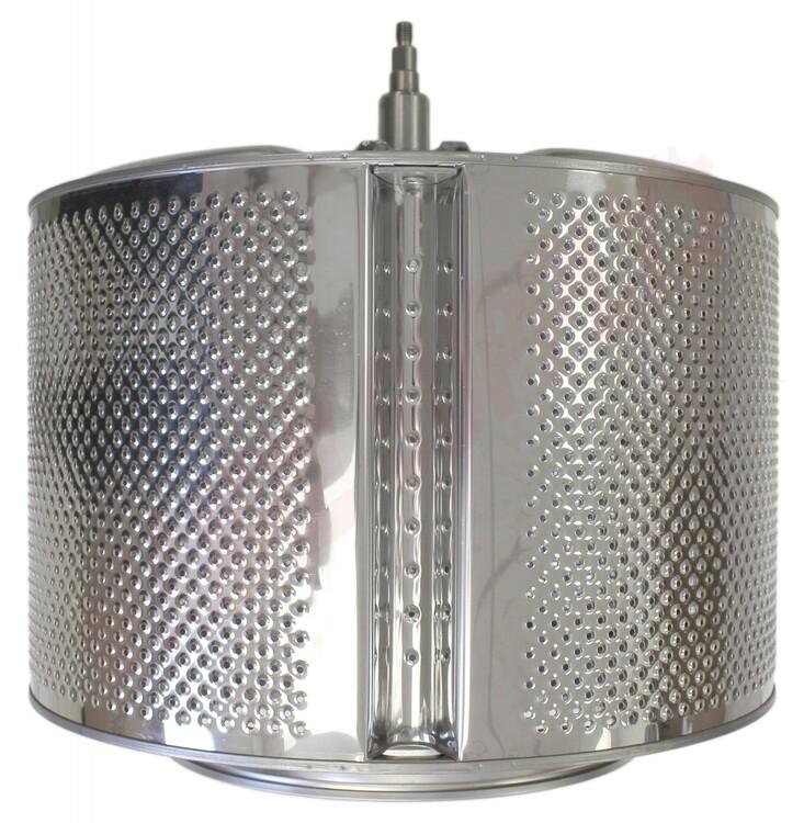 Part# WPW10192953 - INNER TUB (BASKET)