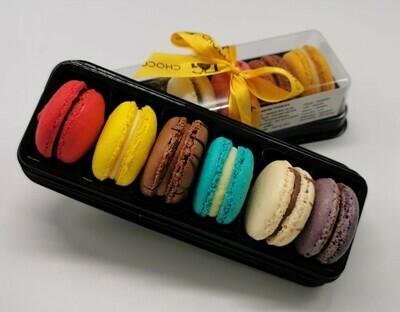 Macarons Boîtes 6