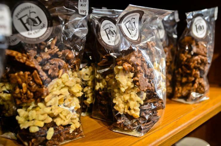 Rocher Parisien - Chocolat au Lait