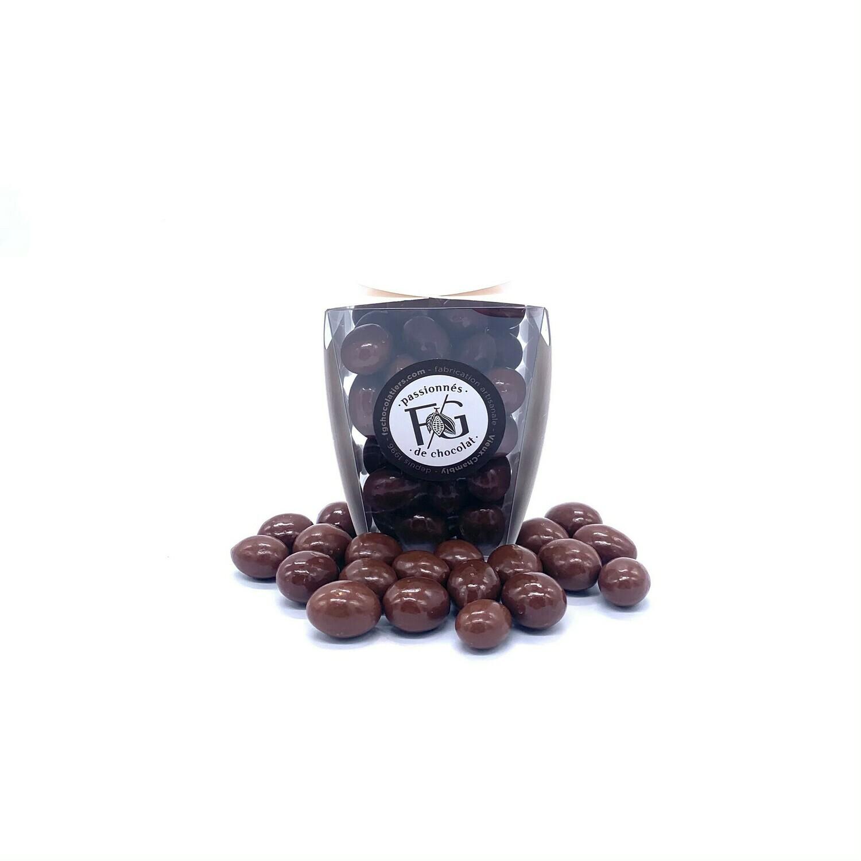 Amandes - Chocolat au Lait
