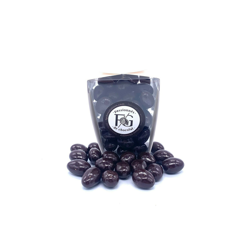 Amandes - Chocolat Noir