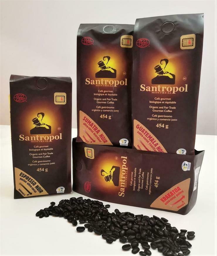 Café Santropol - SALVATERRA DÉCCAFÉINÉ