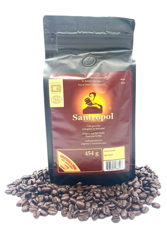 Café Santropol - GUATEMALA