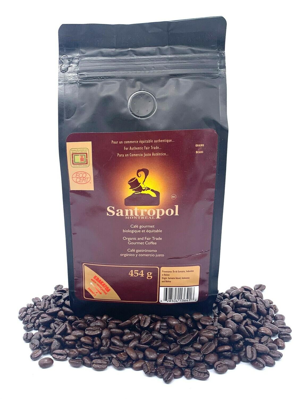 Café Santropol - KRAKATOA
