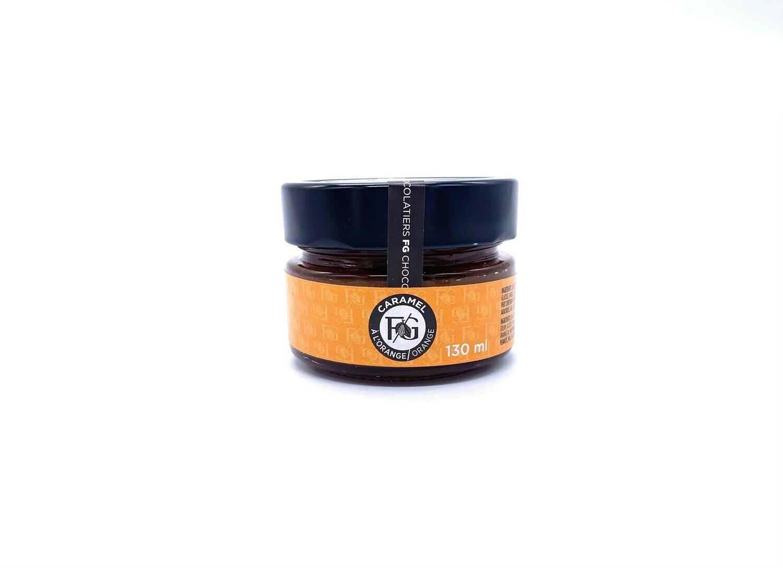 Caramel à l'Orange - 130ml