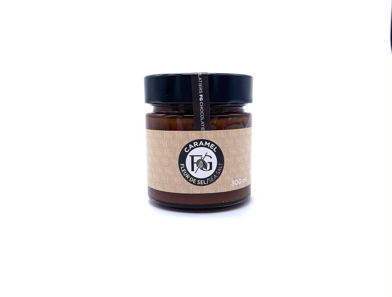 Caramel Fleur de Sel - 300ml