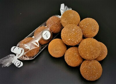 Trio boule Chocolat Chaud