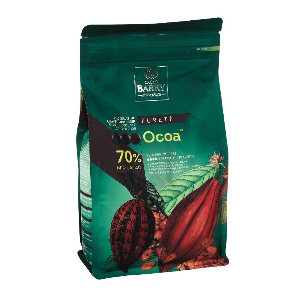 Ocoa - Noir 70% - 250g