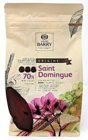 St-Domingue - Noir 70% - 1Kg
