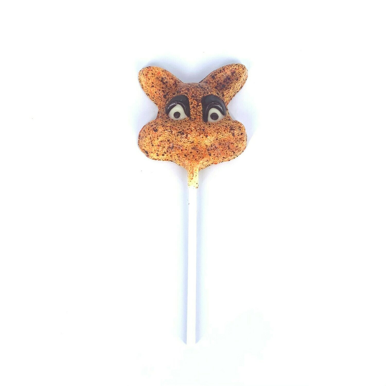 Suçon visage écureuil - N