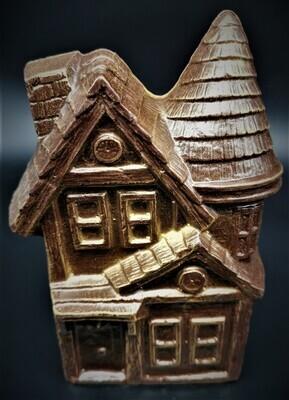 3D Maison Hantée - NOIR