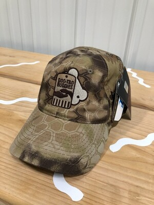 DTB Kryptec Camo Outdoor Cap - Highlander