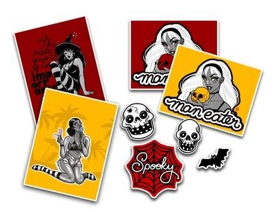 Sticker Pack 2020 (Set of 8)