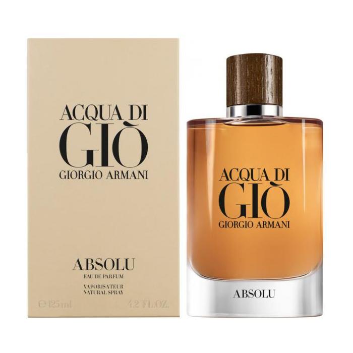 Giorgio Armani Acqua Di Gio ABSOLU 125mL EDP