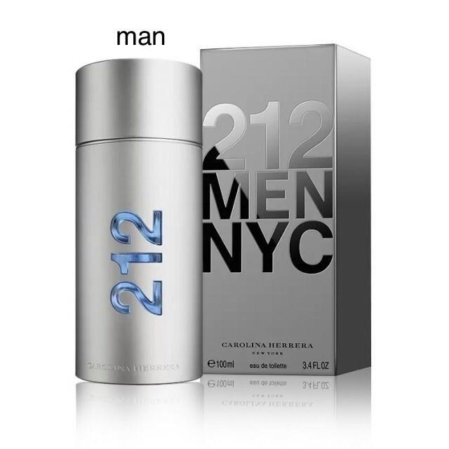 212 Men NYC 100ml EDT