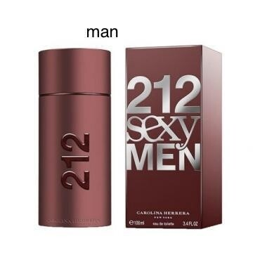 212 Sexy Men 100ml EDT