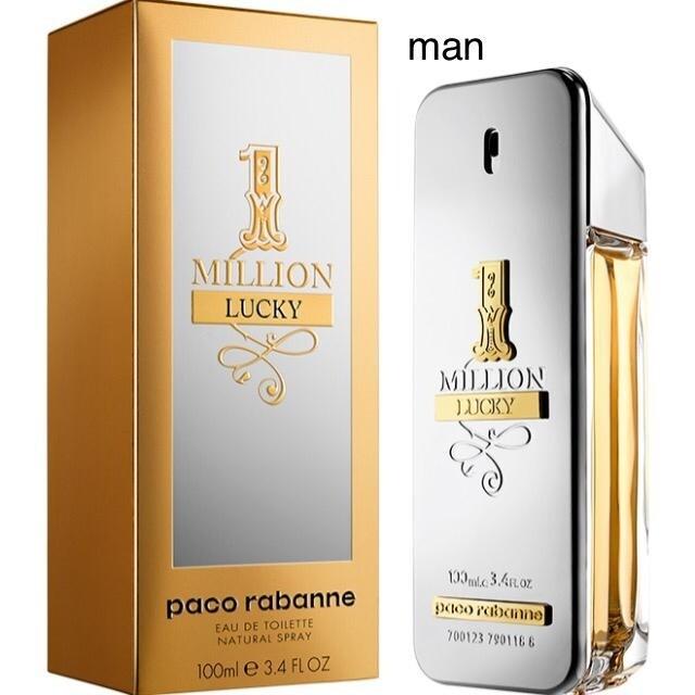 1 Million Lucky Men 100ml EDT