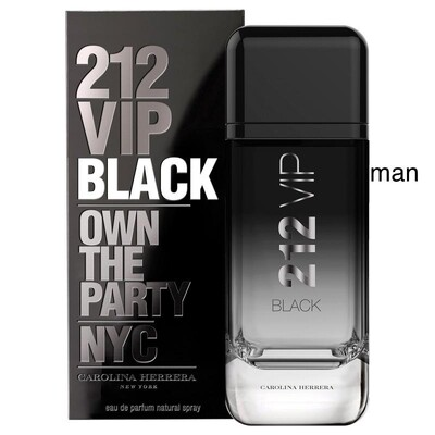 212 VIP Black 100ml EDT