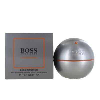 Boss in motion by Hugo Boss 90ml EDT