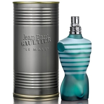 Le Male by Jean paul Gaultier 125ml EDT