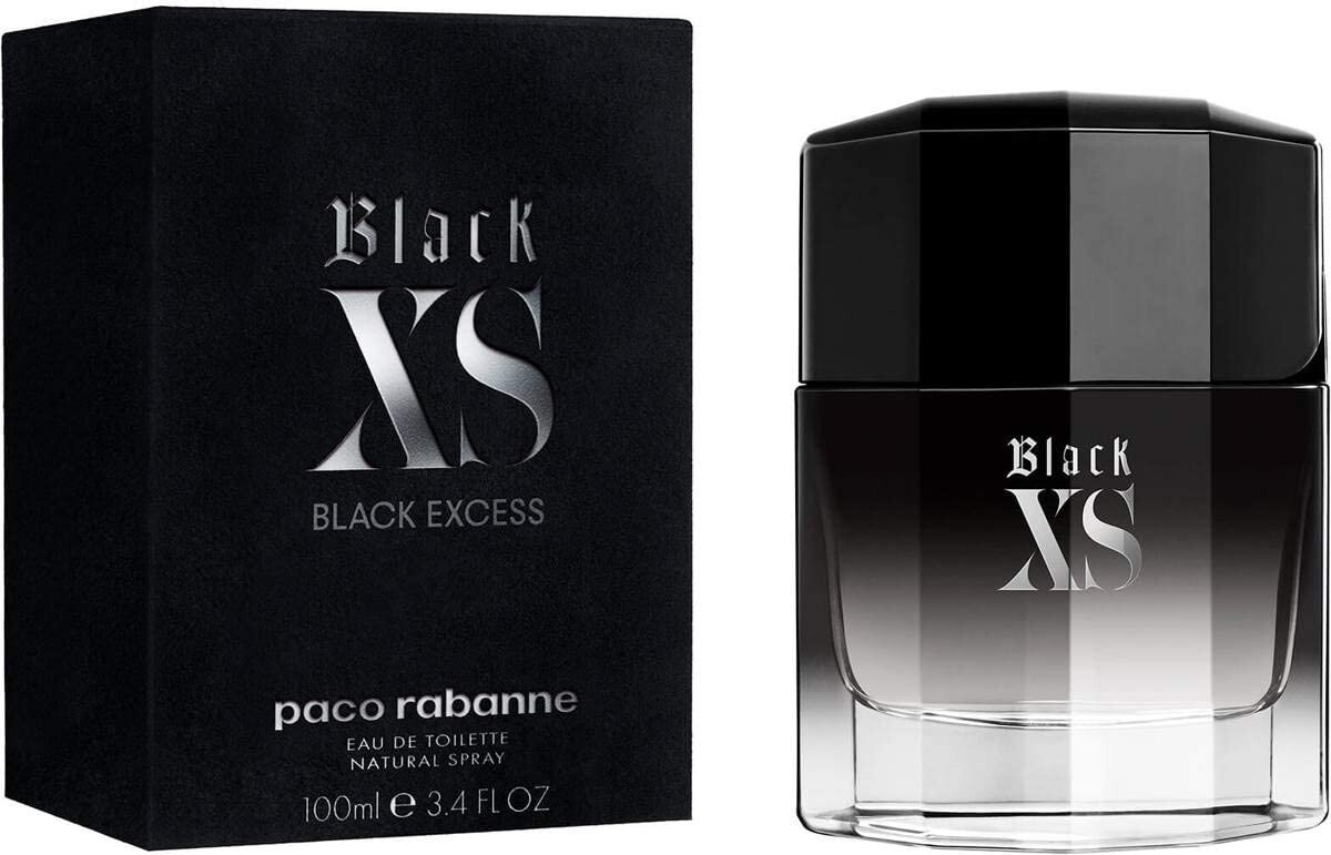 Black XS for him by Paco Rabanne 100ml EDT