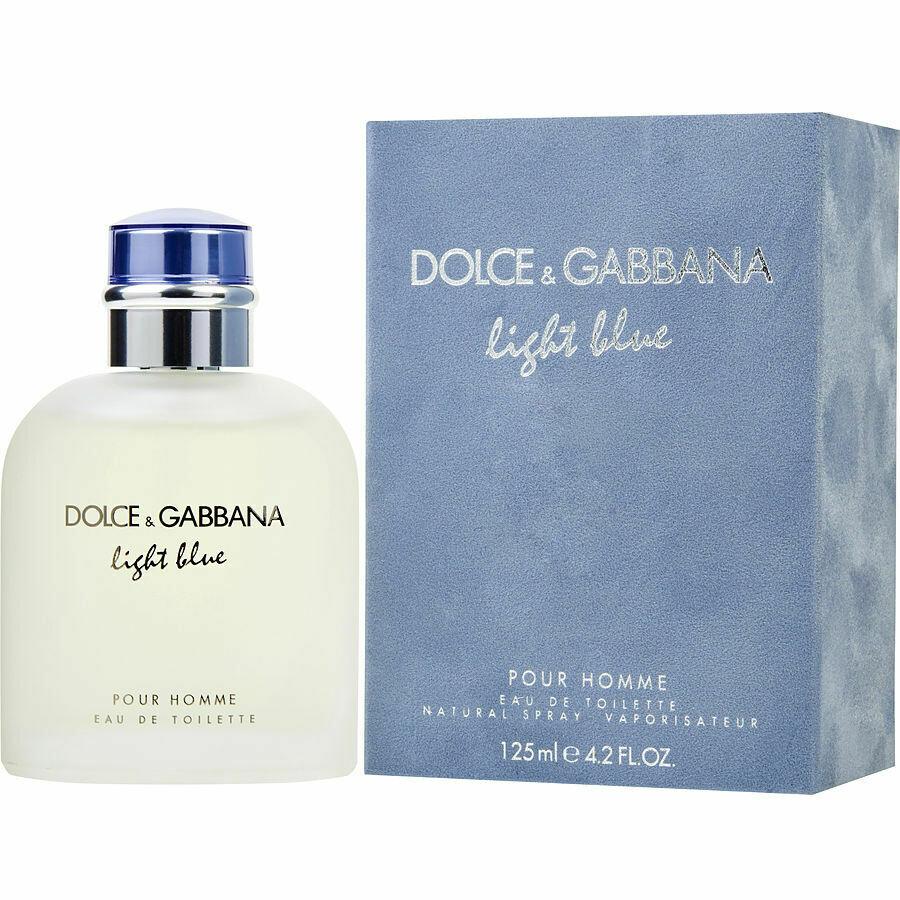 Dolce & Gabbana Light Blue for Men 125ml EDT