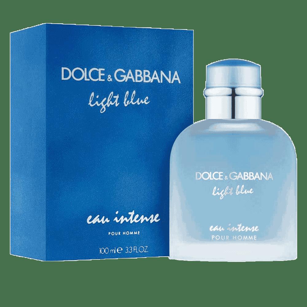Dolce & Gabbana Light Blue Eau Intense pour homme 100ml