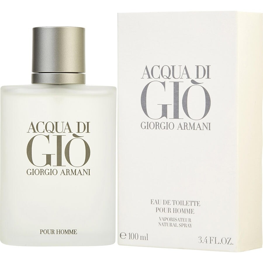 Acqua Di Gio pour homme by Giorgio Armani 100ml Edt